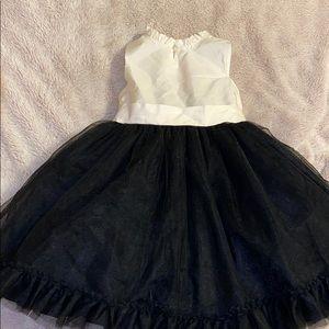 Janie and jack girls size 3 formal dress